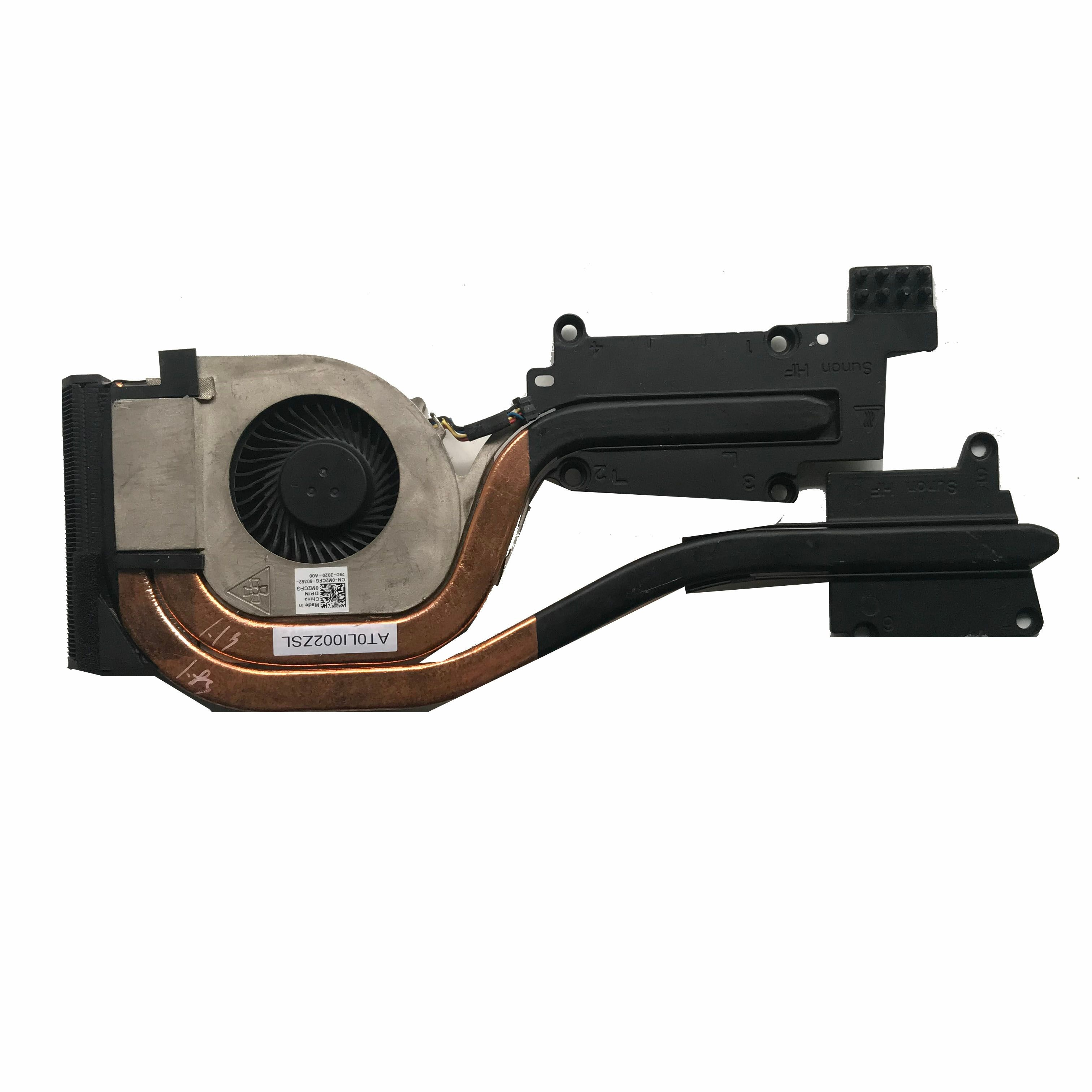 Original For Dell Latitude E6530 Cooling Fan with Heatsink DP//N 0M2CFG  M2CFG