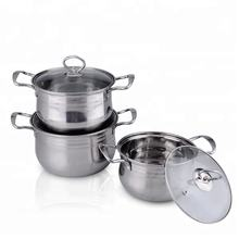 JIESHENG brand commercial crock pots stainless steel crab pot