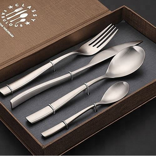 Bargain Buys Supply Elegant Banquet Four Cutlery Set