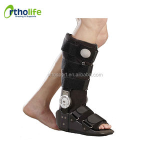 Wholesale Foot Surgery Ankle Rom Pneumatic Walker Boot For Fibula Fracture