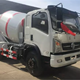 4 m3 concrete mixer truck, mini concrete mixer, second hand cement mixer