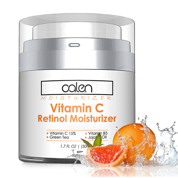 Private Label Best Anti-aging Anti-wrinkle Skin Repair Vitamin C Cream