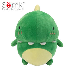 Chinese supplier Soft top Custom stuffed dinosaur cuddly plush toy