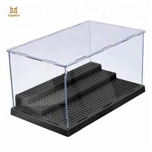 Factory Price Wholesale Custom Gift Box Acrylic Lego Display Stands