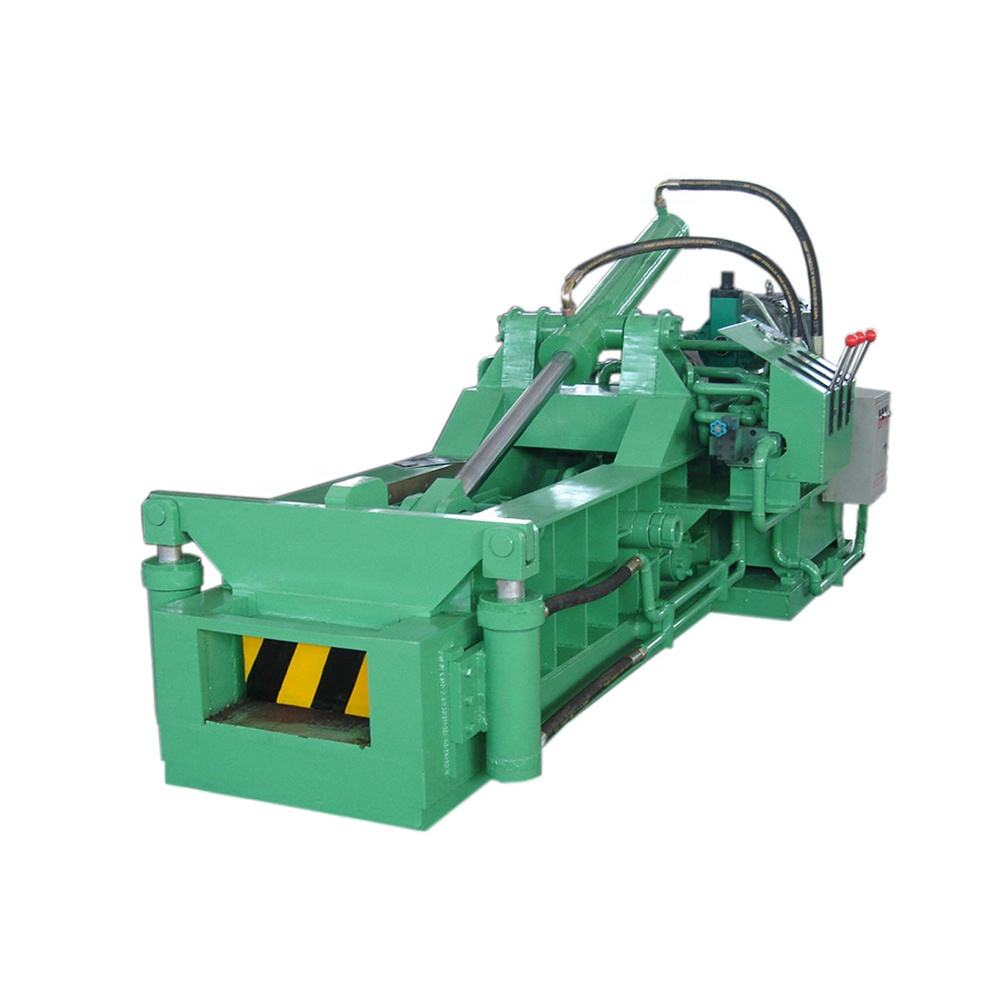 used scrap metal baling press shears baler for sale