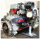 JDM E13C Engine Good Running Condition Water Cooled E13C Engine Parts