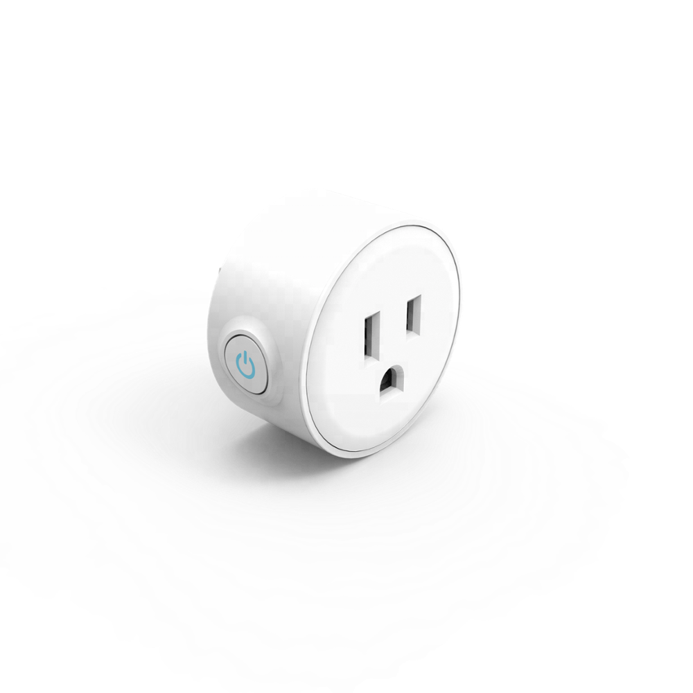 Smart Home Wifi Controlled Electrical Ac Outlet