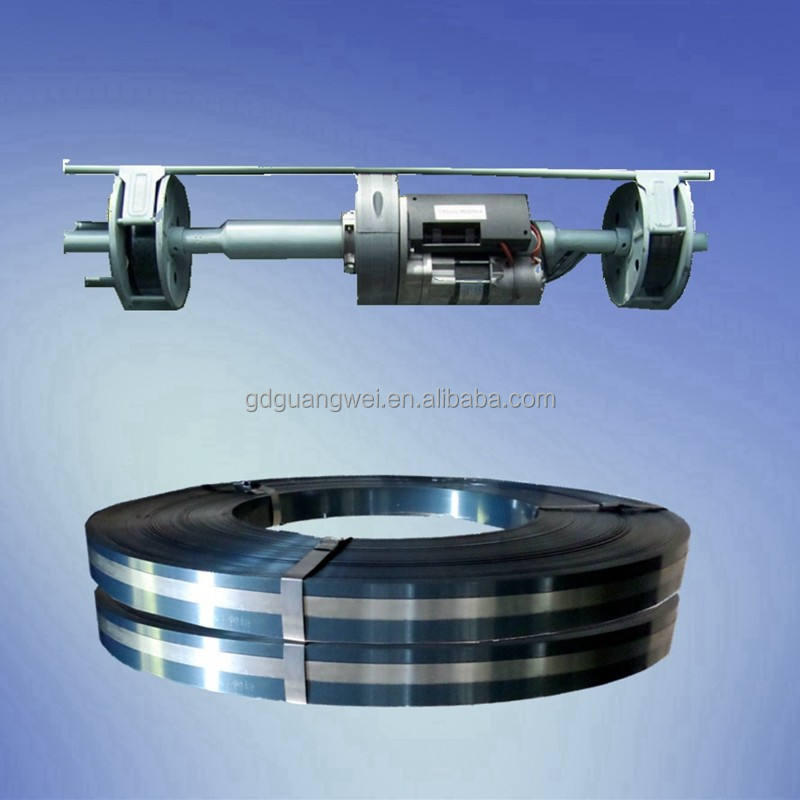China manufacture ck67 rolling shutter flat spring steel strip