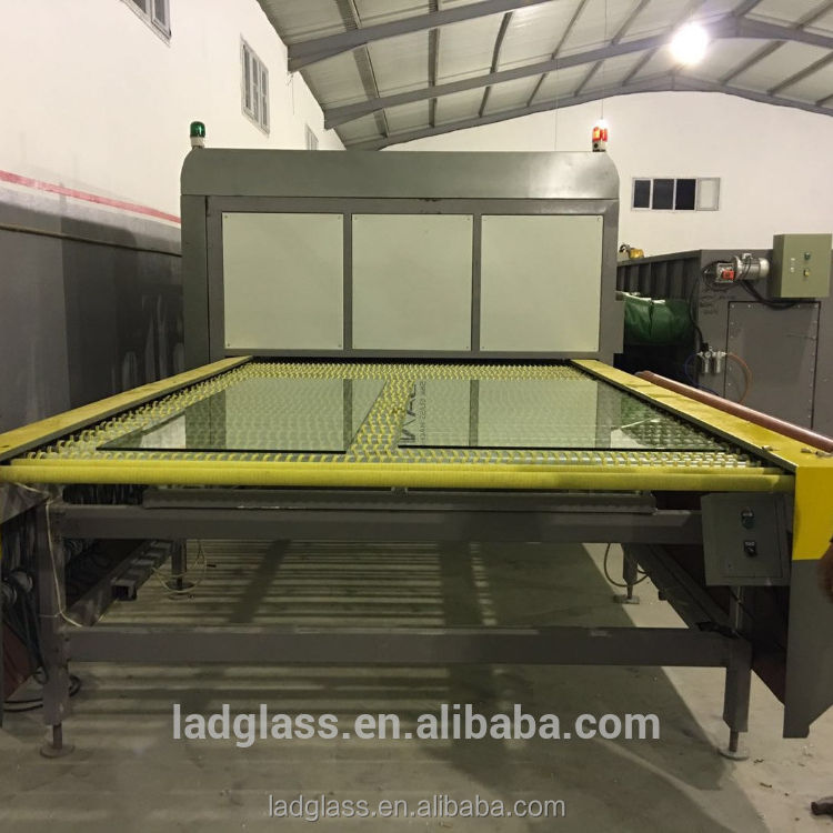 Tempered Glass Furnace for Building Material Shops Small Size Tempering