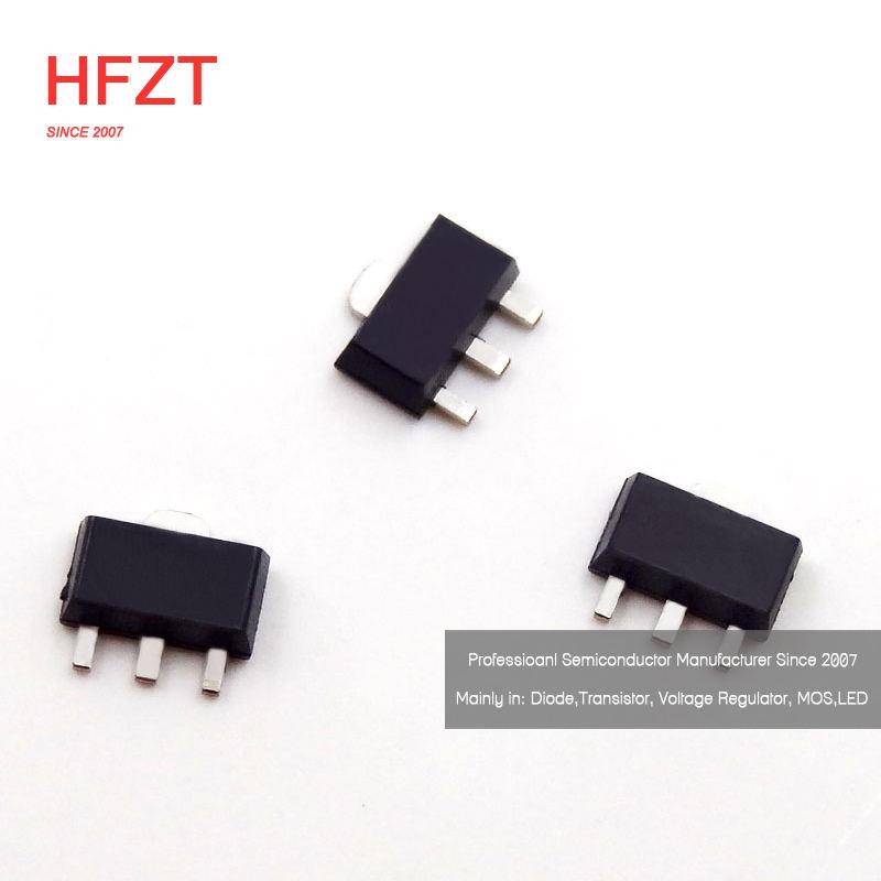 10Pcs CJ78L05 SOT-89 PNP 3 Pin Voltage Regulator Bipolar Transitors