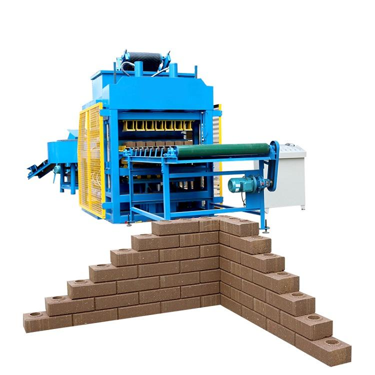 Auto Clay Soil Brick Making Machine Equipment Plants Price In India