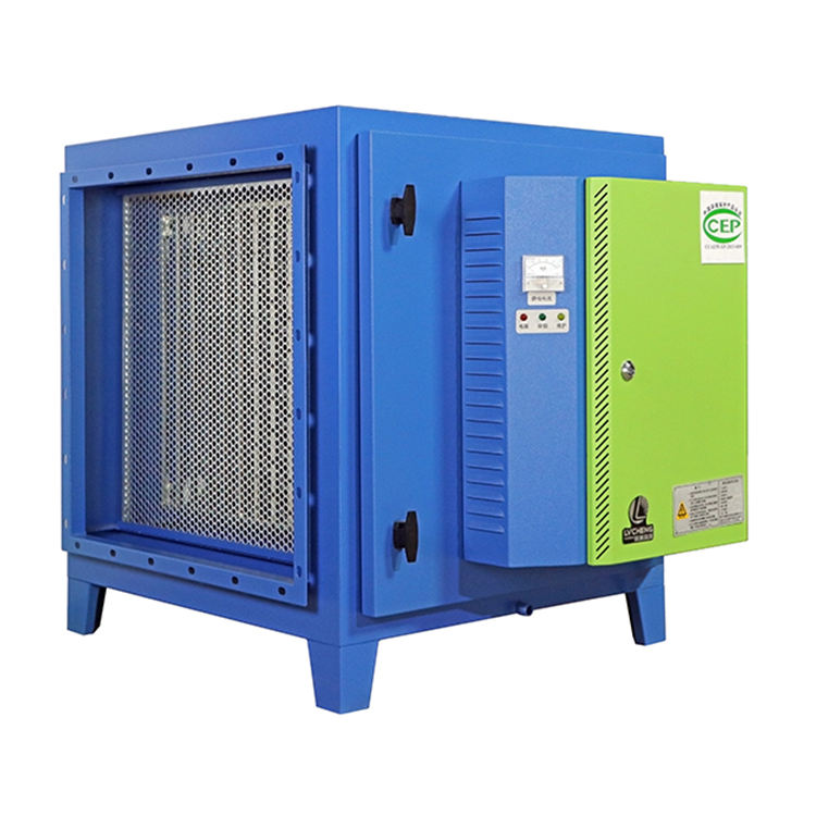 LVcheng good price electrostatic precipitators for grease cleaning industrial air filter laser machine