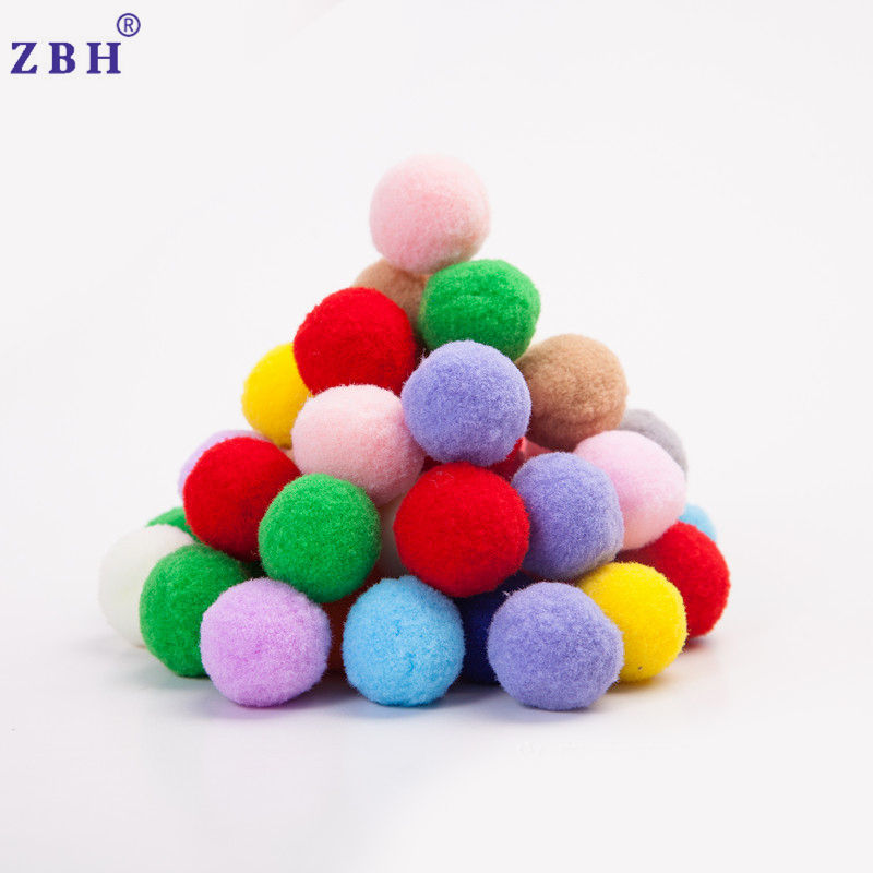 ZHENBO Brand Good Quality Nylon PomPoms Small Pompom Maker