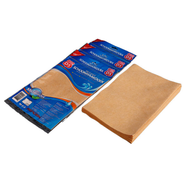 Microfiber Nonwoven Wipes Glass Cleaning Towels Polishing Window Windshield Cloth