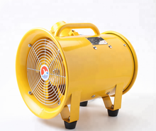 Explosion-Proof Portable Centrifugal Style Blower Ventilator Fan