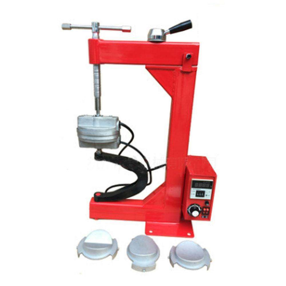 Auto Car Tire Reconditioning Machine And Equipment / Tyre Vulcanizer For Tires Repair