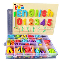 Colorful Educational Non-Toxic New Design Foam Alphabet Magnetic Letters