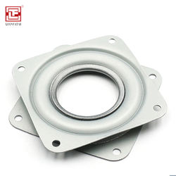 swivel plates China Manufacturer fSwivel Spinner Base Heavy Duty Rotating Ball Bearing Swivel Plate 3 bearing swivel plate