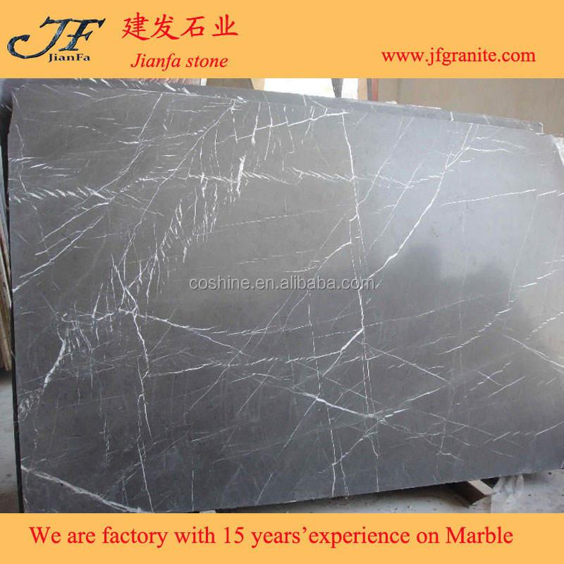glänzend exotische pietra graue marmorplatte aus dem iran