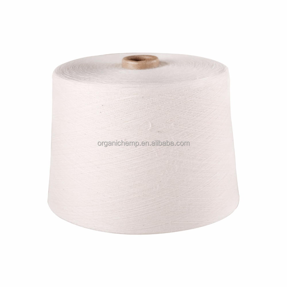 Certified 100% Organic Linen Yarn 20Nm for clothing