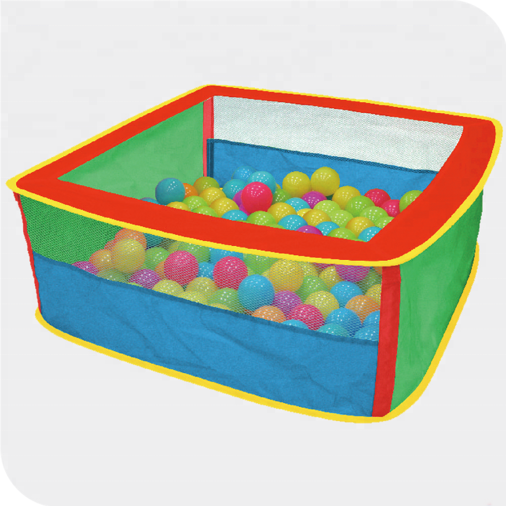 Indoor playing pop up foldable kid play ball pit play den