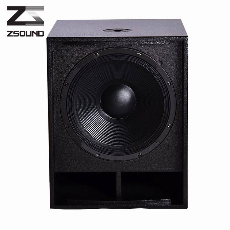 Rusia Kayu Lapis Birch Kotak 18 Audio 1200 Watt Subwoofer