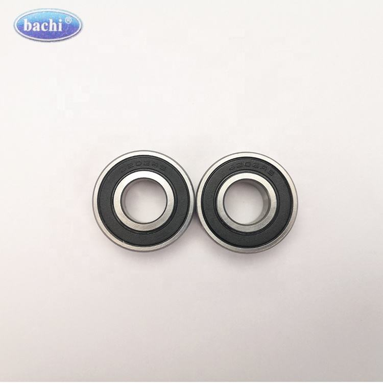 Bachi 62 Series Top Quality Deep Groove Ball Bearing 6201 6202 6203 6204 6205 High Speed Ceiling Fan Bearing