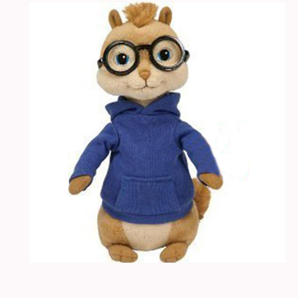 Promozionale Alvin And Chipmunks Peluche Chipmunk