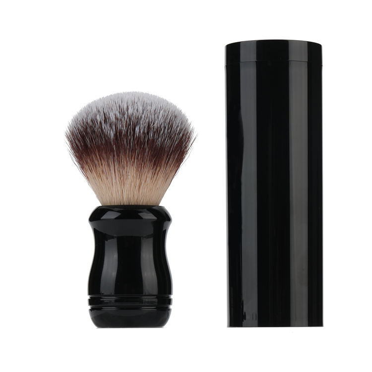 best selling classic vegan shaving brushes mens private label acrylic handle