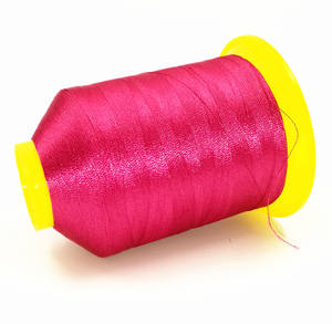 100% polyester embroidery thread for machine