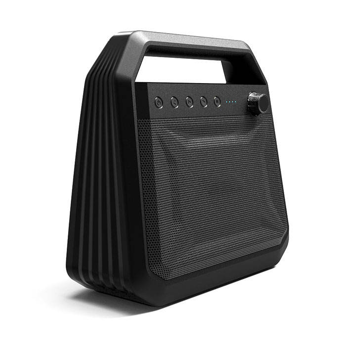 K10 High End Dikenakan Biaya Speaker Multimedia Mobile/Portable HI FI Bass Getaran Speaker