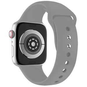 Dây Đồng Hồ Apple Watch Ivahoe, Dây Đeo Thể Thao Thay Thế Bằng Silicon Mềm 38Mm 42Mm Cho IWatch Sport Series 1/2/3/4
