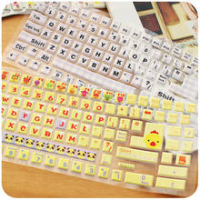 New Products cheap keyboard stickers for laptops