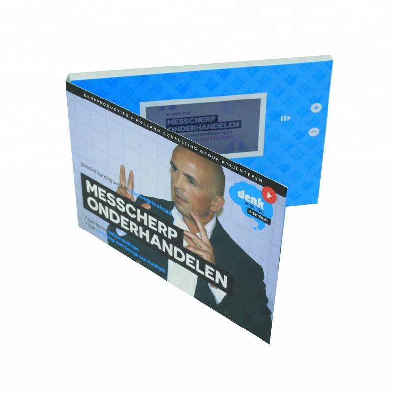 <span class=keywords><strong>Moda</strong></span> presente Personalizado <span class=keywords><strong>cartão</strong></span> size1G mailer brochura vídeo lcd Saudação <span class=keywords><strong>cartão</strong></span> de aniversário