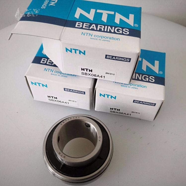 NTN single row insert ball bearing SBX06A41 printer bearing SBX 06A41