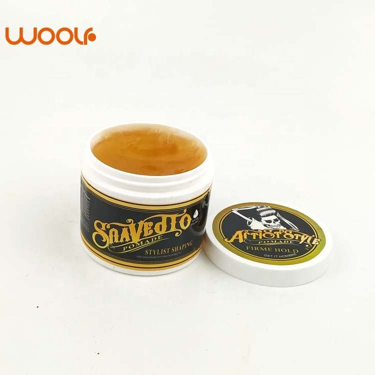 OEM China hair styling wax pommade fabriek prijs private label beste elegantie citroen haar wax