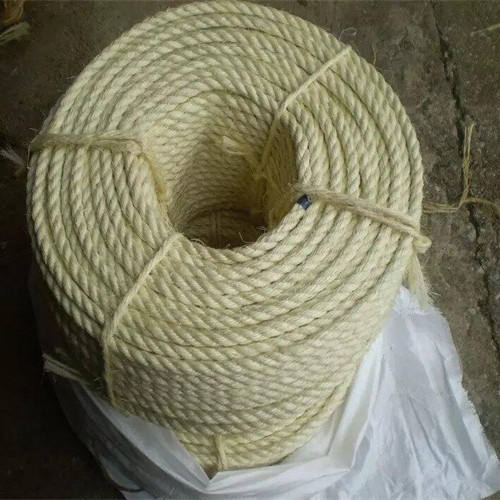 4mm 20mm 30mm 50mm hemp wholesale jute for sale raw manila handrail bulk diy sisal fiber rope