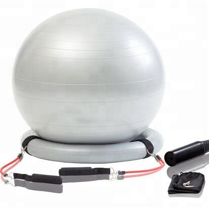 Donut gym ball/dildo yoga ball/exercise ball with handle