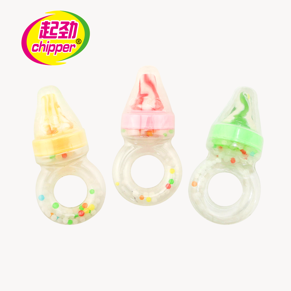 Bestseller 145g Pacifier lollipop sweet toy candy for Christmas candy