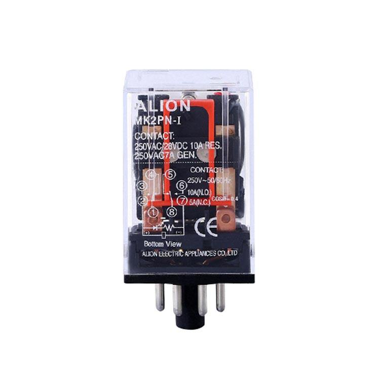 MK2P 24v ac flasher starter impulse intermediate relay price