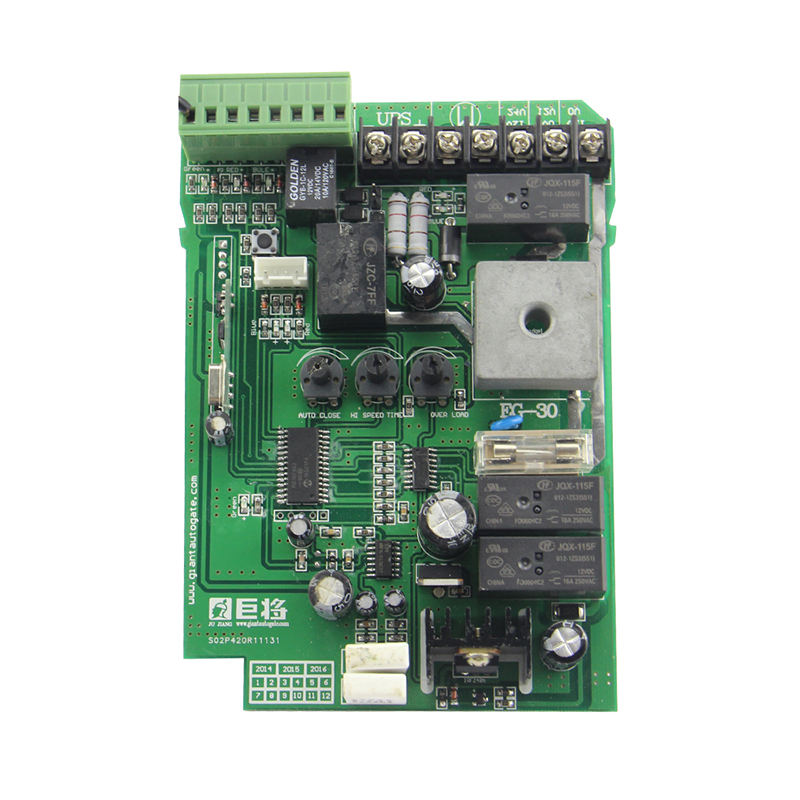 High Quality Sliding Motors Controller Control Board for Automatic Gate