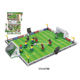 play football desktop soccer game table