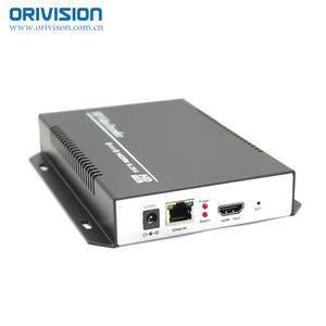 ZY-EH101 HDMI untuk IP Encoder H.264 MPEG4 Full HD 1080P 1080i H.264 HDMI Encoder Video Produsen Pasokan