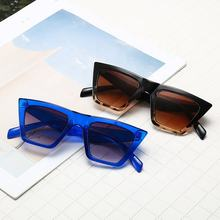 FDA Approve wholesale mirror lens custom square women  sunglasses 2019