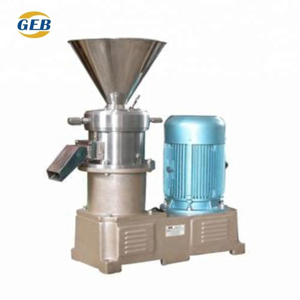 automatic peanut butter making machine grinder unsalted nut butter filling machine price