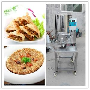 JUYOU CE approved automatic chicken pie patty making forming machine/hamburger meat/ beef pie forming machine