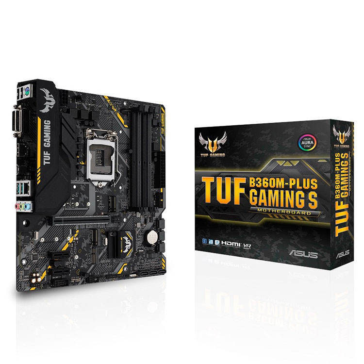 <span class=keywords><strong>ASUS</strong></span> Großhandel TUF B360M-PLUS GAMING S 64GB DDR4 Intel Sockel 1151 mATX <span class=keywords><strong>Motherboard</strong></span>