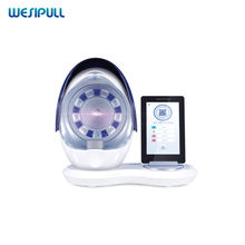 Smart Skin analyzer Facial Analysis/ Skin Analyzer 3D Digital Observer Facial Skin Analyzer beauty machine