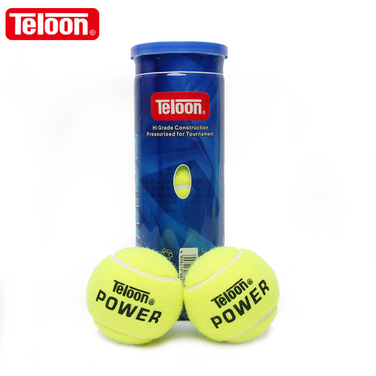Cheap Brand Teloon Pressurized tennis ball For daily training