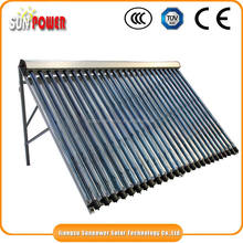 solar water heater/solar collector/heat pipe